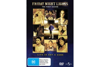 Friday Night Lights Series 1 DVD Region 4