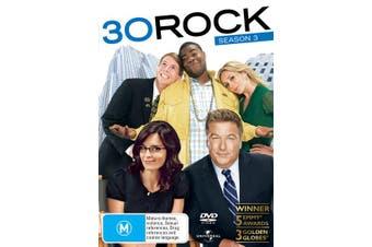 30 Rock Season 3 DVD Region 4