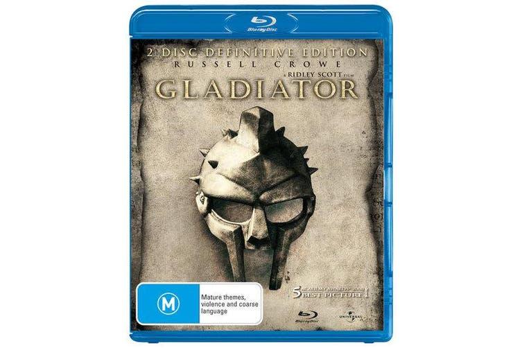 Gladiator Blu-ray Region B