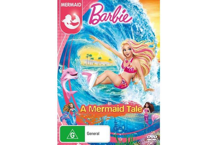 Barbie in a Mermaid Tale DVD Region 4