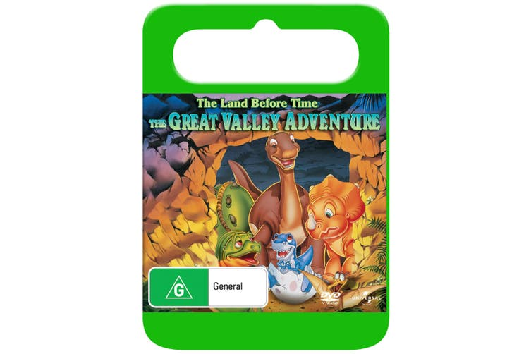 The Land Before Time 2 The Great Valley Adventure DVD Region 4