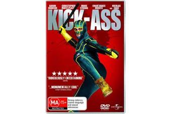 Kick Ass DVD Region 4