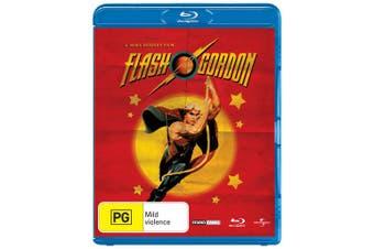 Flash Gordon Blu-ray Region B