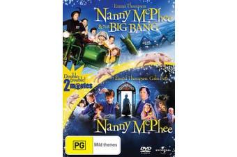 Nanny McPhee / Nanny McPhee and the Big Bang DVD Region 4