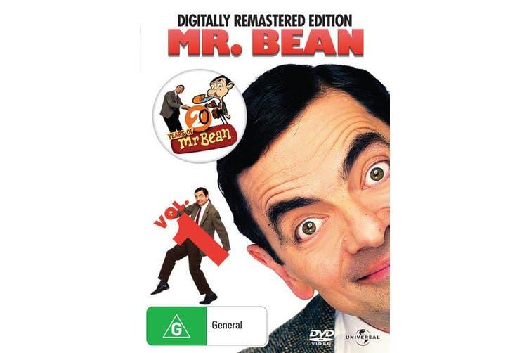 Mr Bean Series 1 Volume 1 DVD Region 4