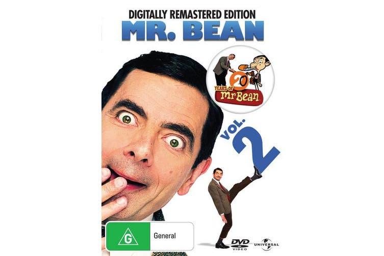 Mr Bean Series 1 Volume 2 DVD Region 4