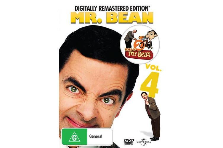 Mr Bean Series 1 Volume 4 DVD Region 4