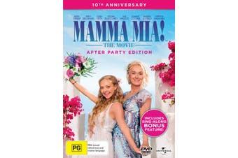 Mamma Mia DVD Region 4