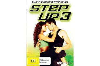 Step Up 3 DVD Region 4