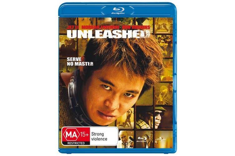 Unleashed Blu-ray Region B