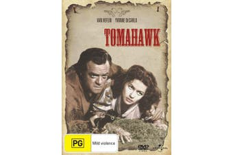 Tomahawk DVD Region 4