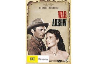 War Arrow DVD Region 4