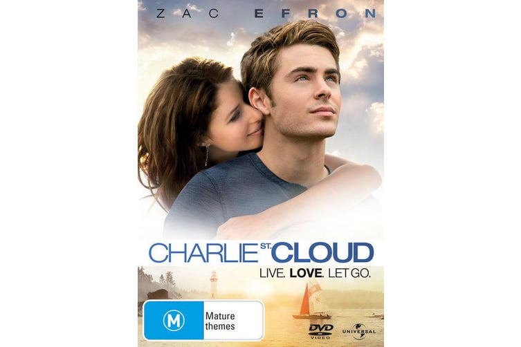 The Death and Life of Charlie St Cloud DVD Region 4