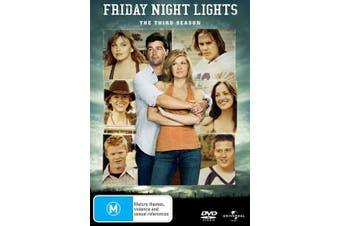 Friday Night Lights Series 3 DVD Region 4