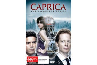 Caprica The Complete Series DVD Region 4