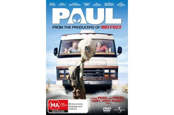 Paul DVD Region 4