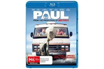 Paul Blu-ray Region B