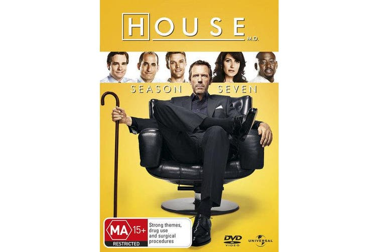 House Season 7 DVD Region 4