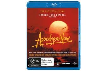 Apocalypse Now Redux Blu-ray Region B