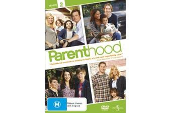 Parenthood Season 2 DVD Region 4