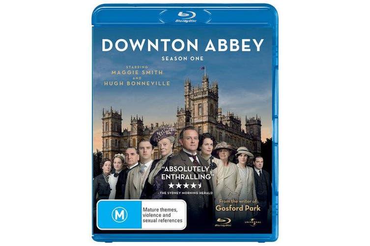 Downton Abbey Series 1 Blu-ray Region B