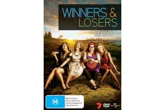 Winners & Losers Season 1 DVD Region 4