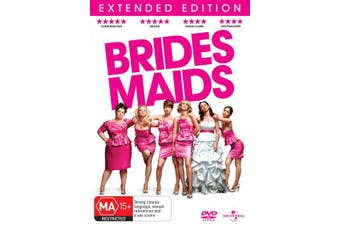 Bridesmaids DVD Region 4
