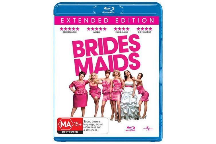Bridesmaids Blu-ray Region B