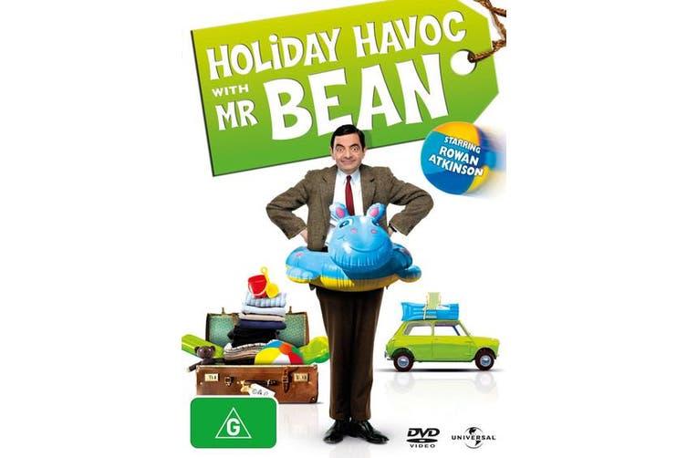 Holiday Havoc Mr Bean DVD Region 4