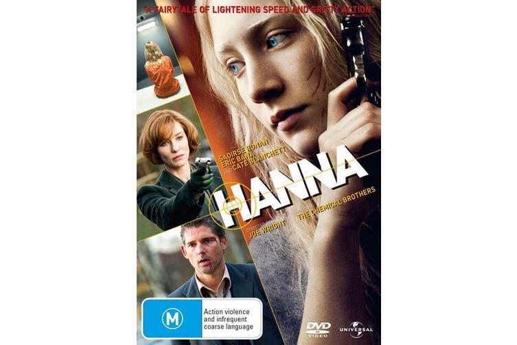 Hanna DVD Region 4