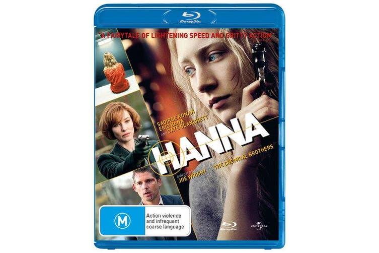 Hanna Blu-ray Region B