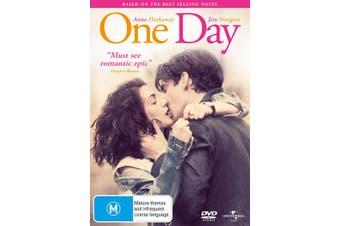 One Day DVD Region 4