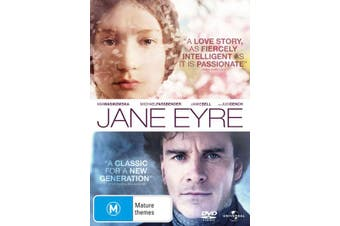 Jane Eyre DVD Region 4