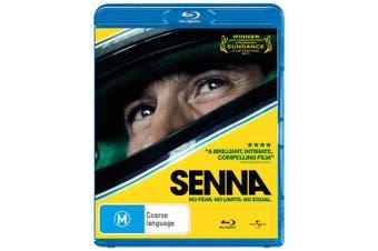 Senna Blu-ray Region B