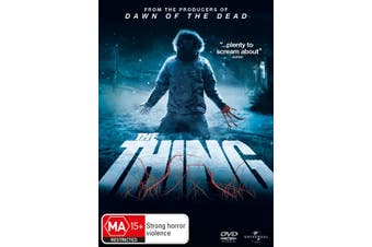 The Thing DVD Region 4