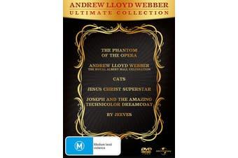 Andrew Lloyd Webber Ultimate Collection DVD Region 4