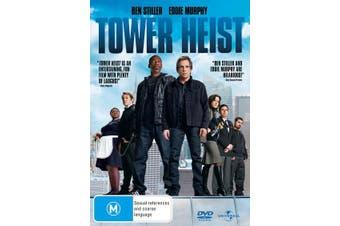 Tower Heist DVD Region 4