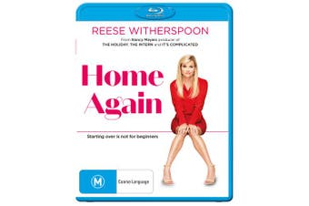 Home Again Blu-ray Region B