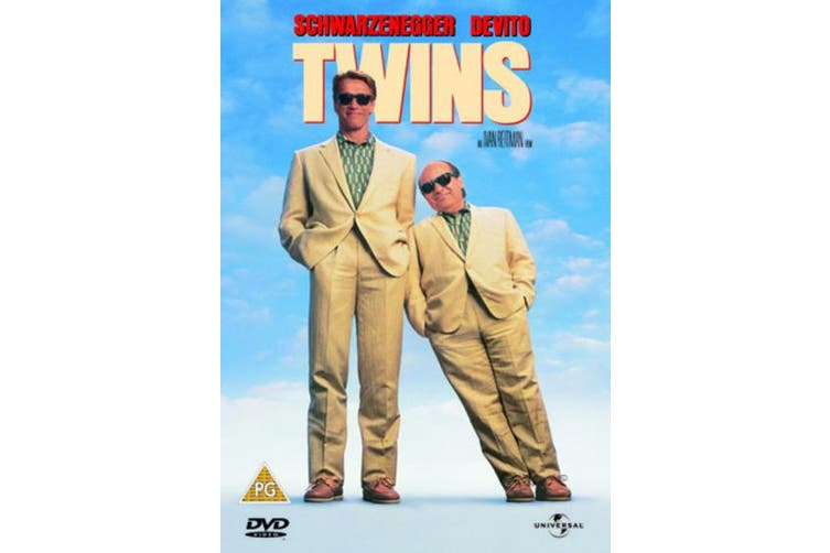 Twins DVD Region 4
