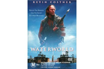 Waterworld DVD Region 4