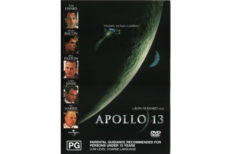 Apollo 13 DVD Region 4