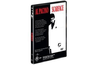 Scarface DVD Region 4