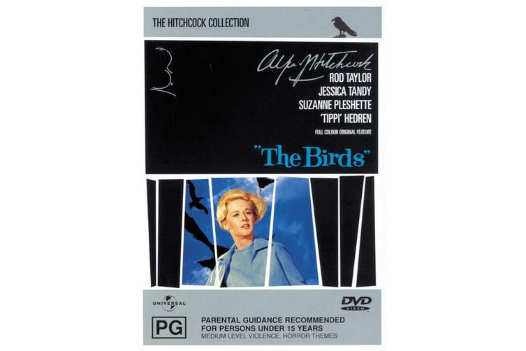 The Birds DVD Region 4