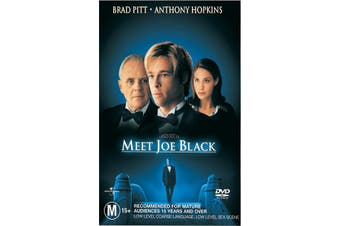 Meet Joe Black DVD Region 4