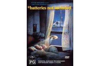 Batteries Not Included DVD Region 4