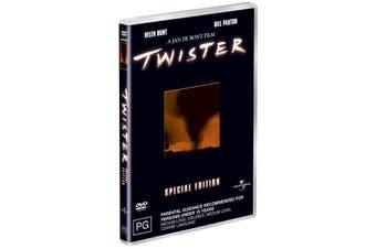 Twister DVD Region 4