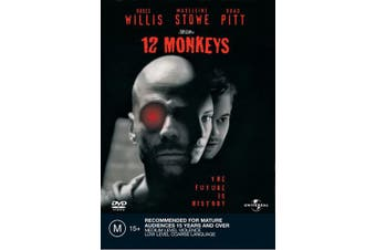 Twelve Monkeys DVD Region 4