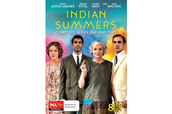 Indian Summers Complete Series 1 and Two Box Set DVD Region 4