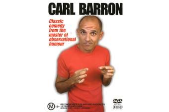 Carl Barron Live DVD Region 4