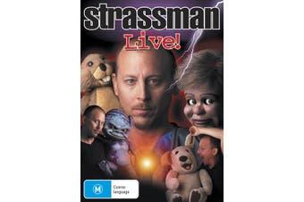 David Strassman Strassman Live DVD Region 4